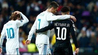 Real Madrid vs PSG 3:1 2018 - (Champions League) 14/02/2018