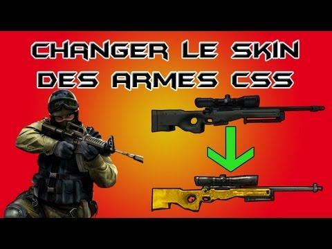 [TUTO] Changer Le Skin Des Armes Dans CSS