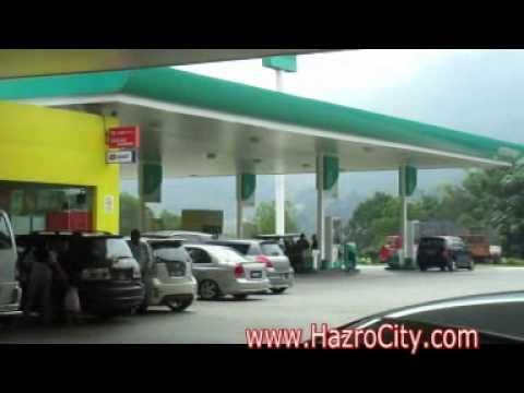 Kuala Lumpur to Kota Baru Thailand Boarder by Road, Part 01