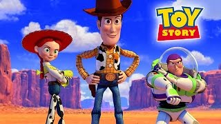 Toy Story 3 Full Movie inspired Game - Toy Story Woody & Buzz Rescue - Toy Story Movies Disney Games