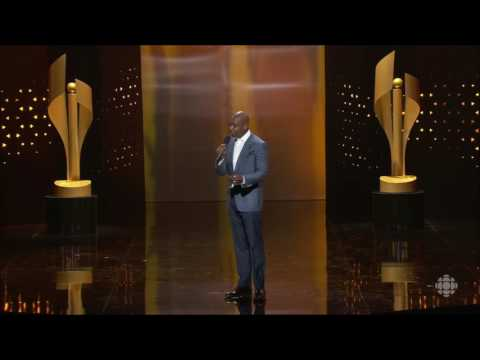 Dave Chappelle - 2017 Canadian Screen Awards