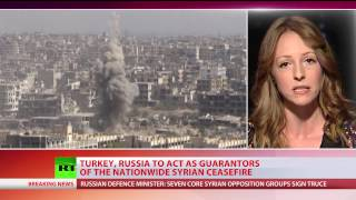 Syrian nationwide ceasefire comes to effect