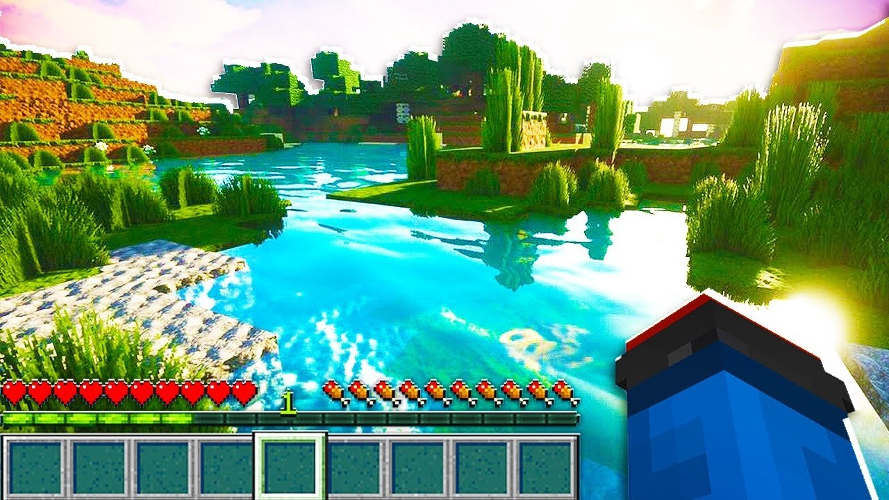 Minecraft Bedrock RTX ON!