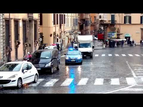 Compilation of Law Enforcement in Rome!