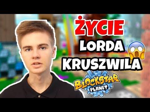 ŻYCIE LORDA KRUSZWILA w BlockStarPlanet!
