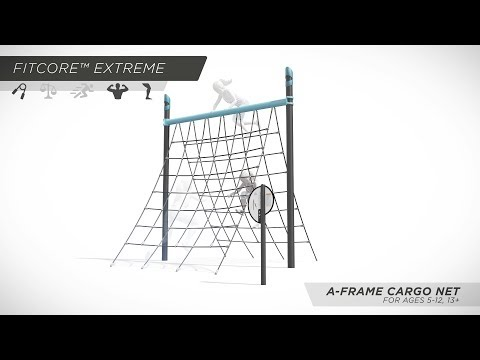 FitCore™ Extreme (Animation) - Outdoor Fitness Equipment - Landscape Structures