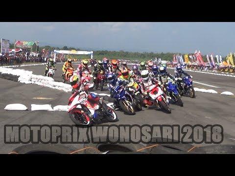 FULL RACE MP2 MOTOPRIX WONOSARI 2018