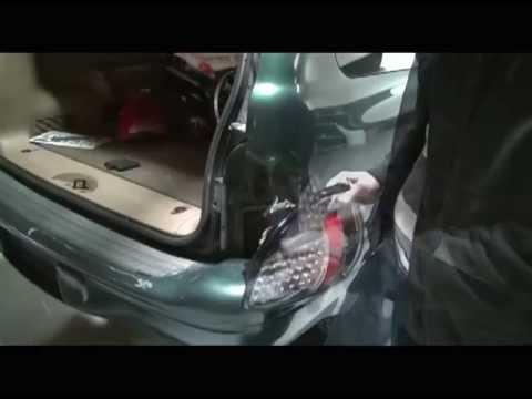 Spyder Auto Installation 1998 2003 Dodge Durango 96 00