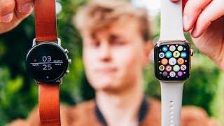 Skagen Falster 2: Die beste Apple Watch Alternative? Review! (deutsch)