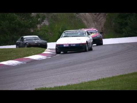 Porsche 944 Cup C3 Mosport 2011