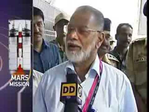 Interview with ISRO Chief Radhakrishnan