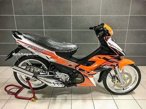 Modenas Dinamik 120 Xe 2 Thì Của Malaysia đã Về Việt Nam