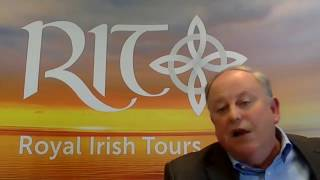 Insider Tips Canadian Market | Ian Duffy Royal Irish Tours' Office in Toronto Canada thumbnail