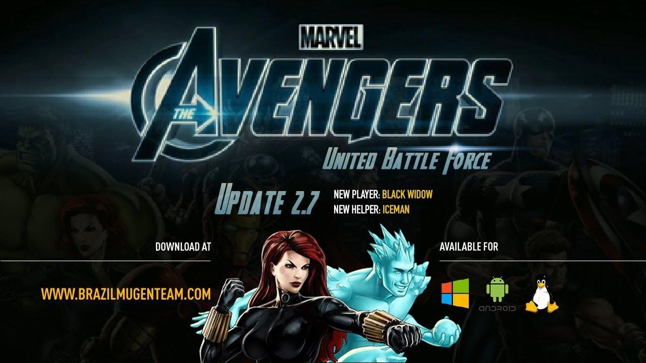 OpenBOR] Avengers United Battle Force