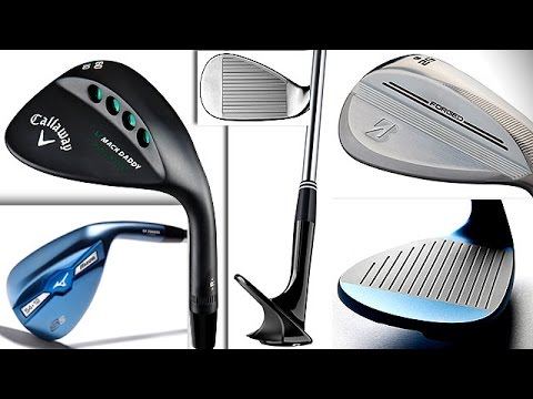 Golf's Best Wedges For 2016
