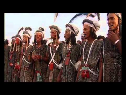 Wodaabe, Dance of warriors
