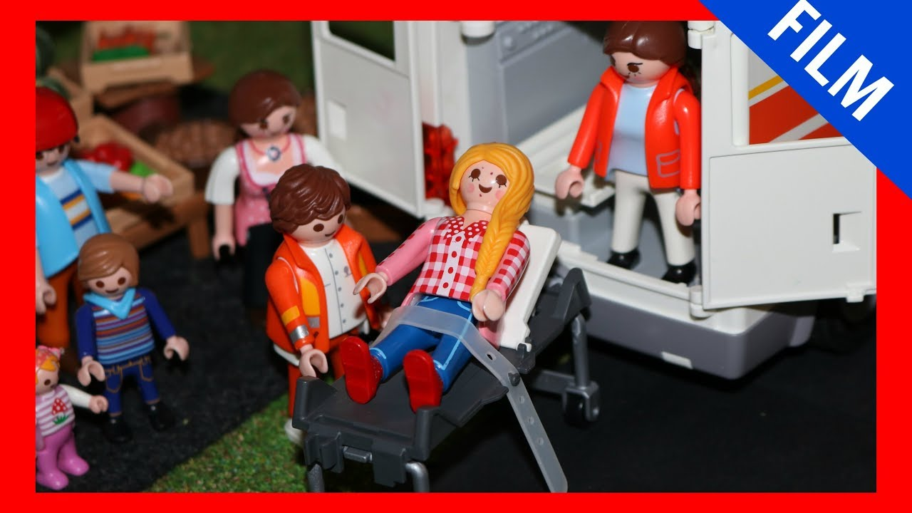 Playmobil Film Deutsch Sophia Muss Ins Krankenhaus