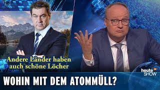 Atommüllendlager: Kein Bundesland will den radioaktiven Abfall
