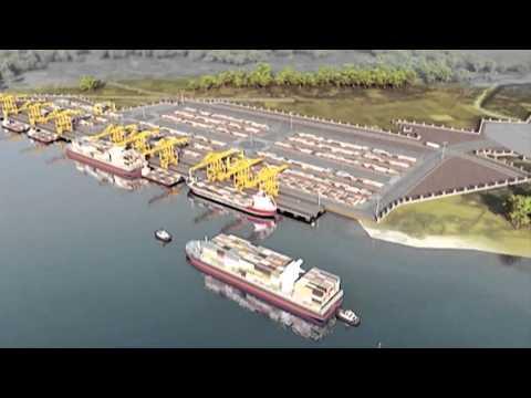 Bhor Sagar Port