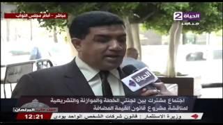 بالفيديو.. برلماني: إعفاء ذوي الاحتياجات الخاصة من «القيمة المضافة»
