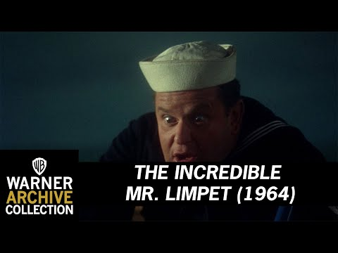 The Incredible Mr. Limpet (1964) – It's Really You
