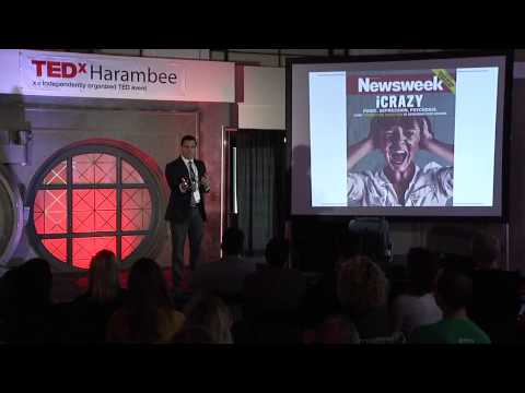 Our technology, our brains, our future: Joe Du Fore at TEDxHarambee