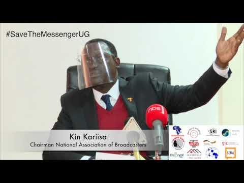 Download Kin Kariisa #SaveTheMessengerUG