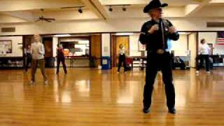 My Maria ( Line Dance ) With Music.wmv