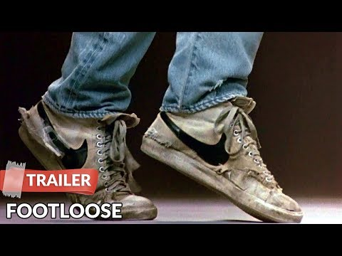 Footloose 1984 Trailer | Kevin Bacon