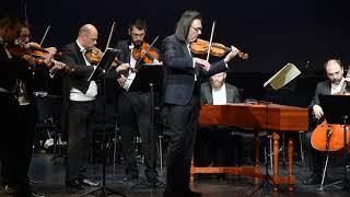 Κοζάνη: Καθήλωσε το κοινό ο Λεωνίδας Καβάκος και με την Κρατική Ορχήστρα Αθηνών