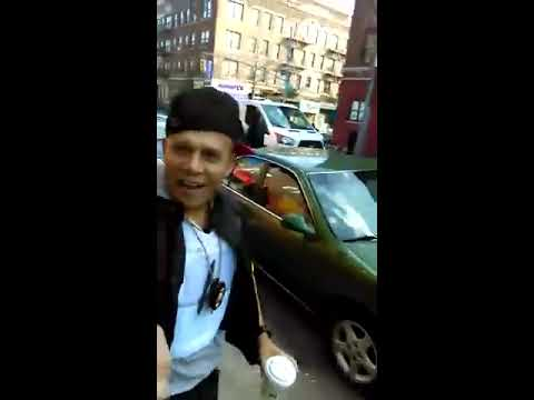 Arrest of Postal Worker in Crown Heights