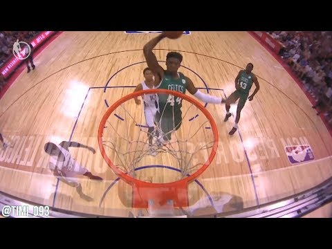 Robert Williams FULL 2019 Summer League Highlights