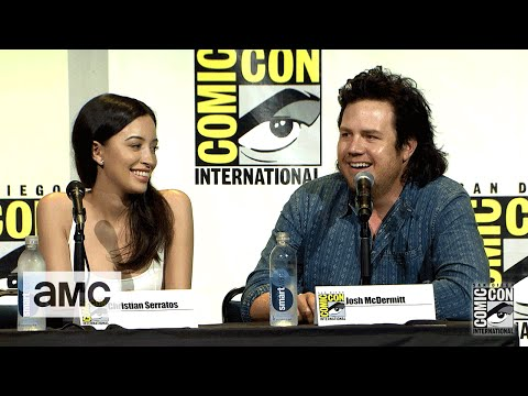 The Walking Dead: Season 7 Comic-Con Panel Highlights: Eugene Cosplay Love