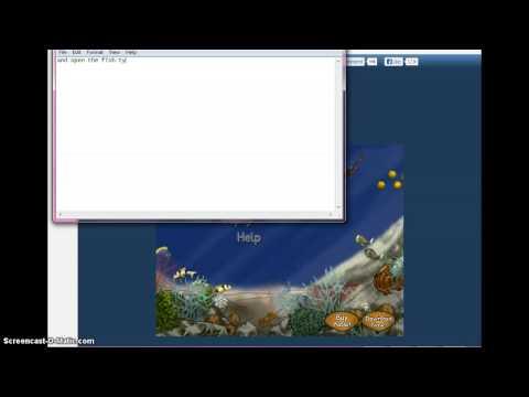 Hacked Fish Tycoon Totur!