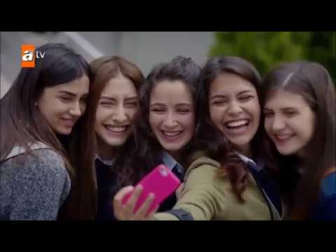 Kirgin Cicekler(Ζωές Παράλληλες)-Τα κορίτσια βγάζουν ...
