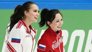 Праздник феминизма фигуристки победили мужчин на турнире в Москве