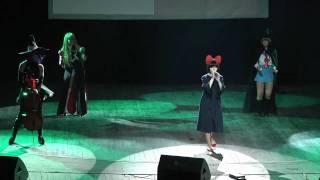 Animatrix 2010 - Rouge no Dengon [Ведьмина Служба Доставки] - Tink(, 2010-02-04T21:08:23.000Z)