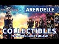 Kingdom Hearts 3 - Arendelle All Collectible Locations (Lucky Emblems & Treasures)