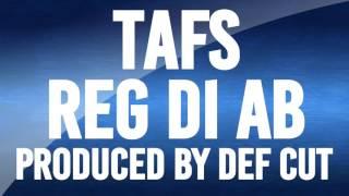 TAFS - REG DI AB (produced by Def Cut) Swiss Rap Classics