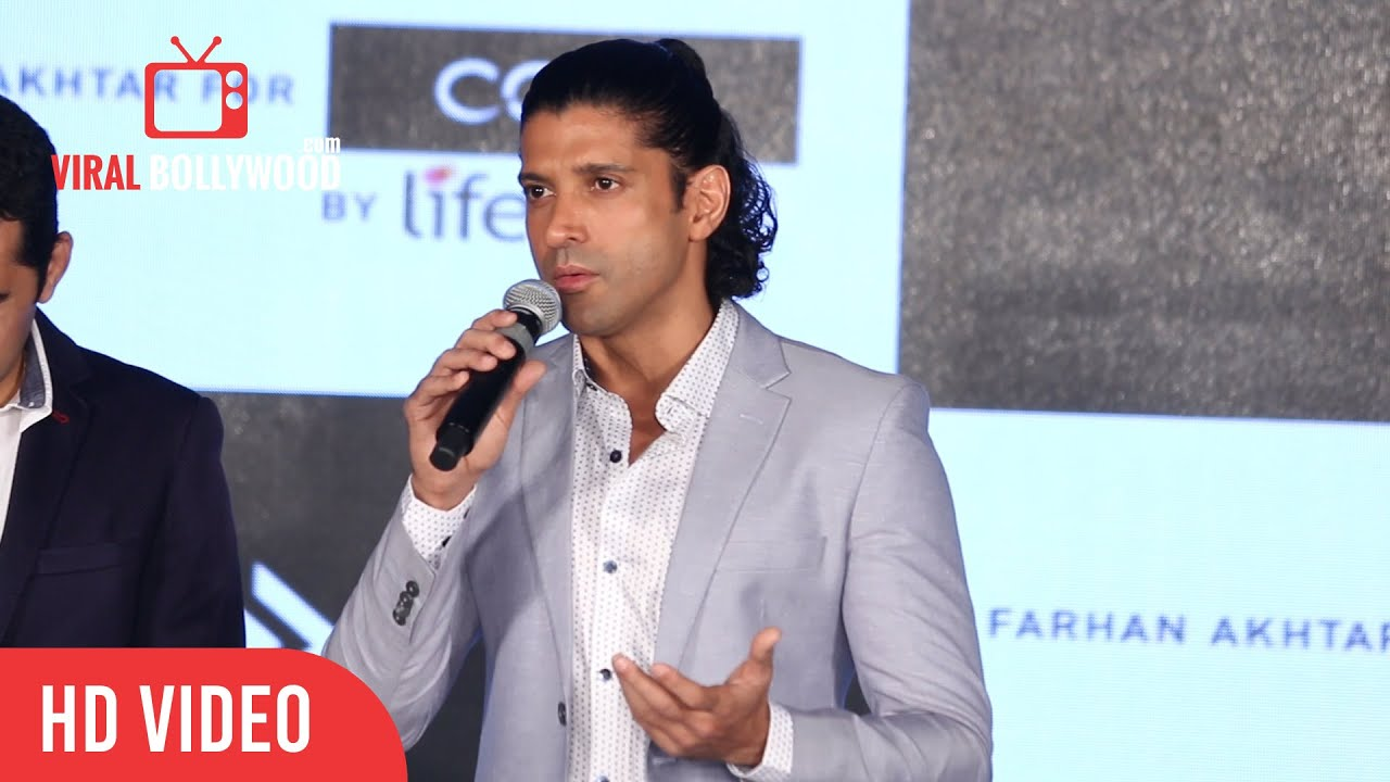 question answer session fashion show code by lifestyle question answer session fashion show code by lifestyle farhan akhtar