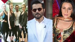 Aamir Rehearses For Coldplay's Concert | Anil Kapoor Is Terrified Of Amrita Singh