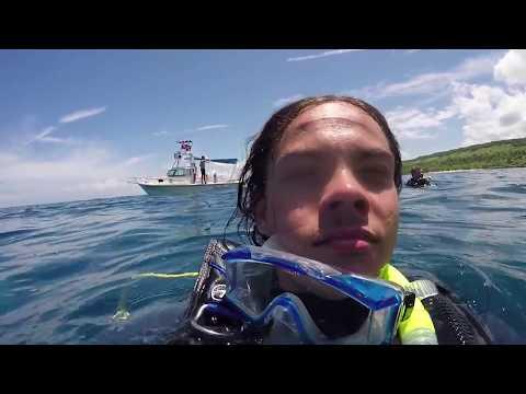 Summer Dive 2016 at Moulin Sur Mer in Haiti