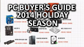 Build A Gaming Pc On Your Budget - Holiday Buyer's Guide 2014