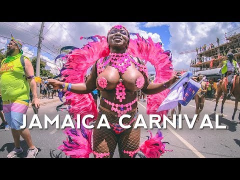 You CAN'T handle THIS - Jamaica Carnival 2018