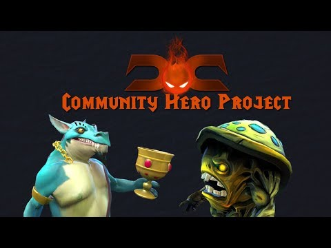 Dota 2 Community Hero Project (CHP)
