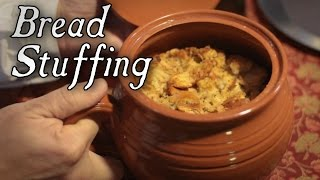 Bread Stuffing And Cranberry Sauce 18th Century Cooking With Jas Townsend And Son S5e10
