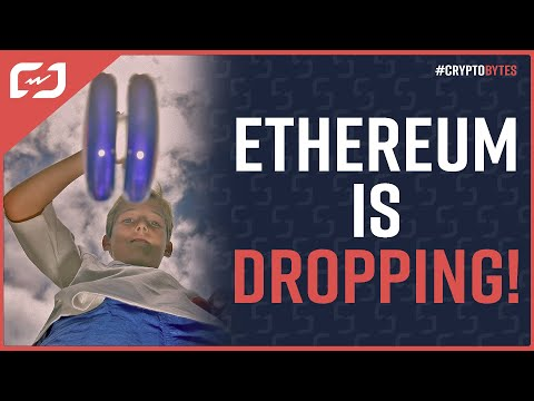 ETHEREUM IS DROPPING! Here's What You Need To Know: DON'T FUD!! #CryptoBytes