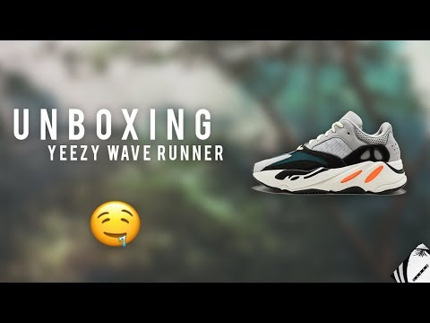 UNBOXING YEEZY 700 WAVE RUNNER ! 50€ ! [AMAZON, YUPOO, IOFFER, DHGATES]