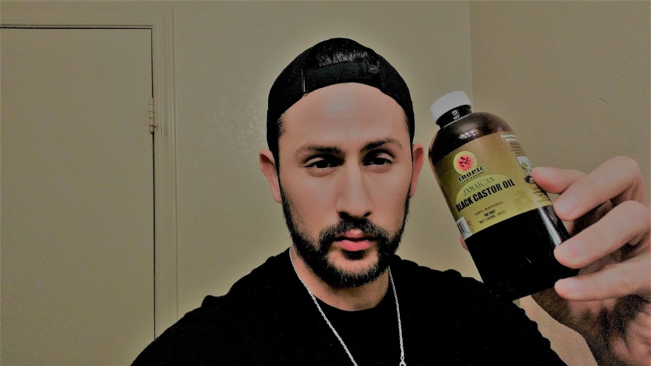 Castor Oil For Beard Growth And Thickness