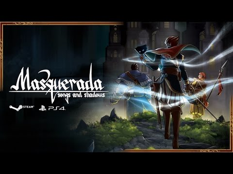 Ninjoc Plays! Masquerada: Songs and Shadows Part 4 ~ Do you hear the people sing?